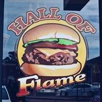 Hall Of Flame Burger