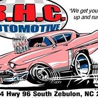 BHC Automotive, Inc.