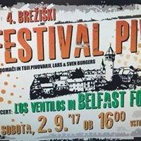 Brežiški Festival PIVA - BEER FEST