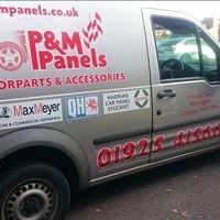 P&M Panels Warrington