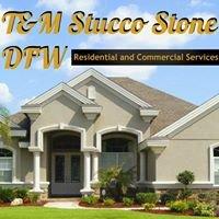 TM Stucco Stone DFW