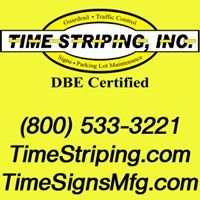 Time Striping, Inc