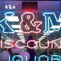 K&M Discount Liquor