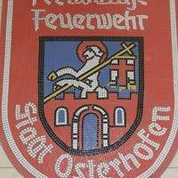 Feuerwehr Stadt Osterhofen