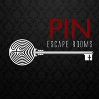 PIN Escape rooms
