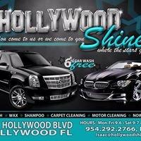 Hollywood Shine Car wash