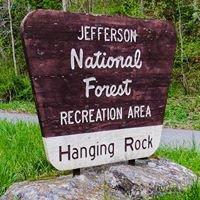 Hanging Rock Recreation Area