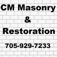 CM Masonry & Restoration