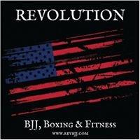 Revolution Brazilian Jiu-Jitsu, Boxing & Fitness