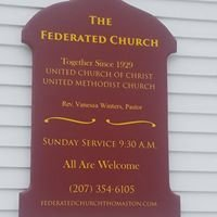 The Federated Church of Thomaston