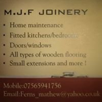 M.J.F Joinery