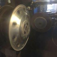 Frank Sutton Trucking, Excavating & Robotic Aluminum Wheel polishing