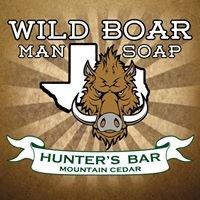 Wild Boar Man Soap