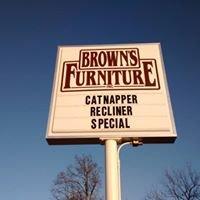 Brown's Furniture Inc.