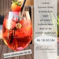Winehouse Neubrandenburg      Bar I Cafe I Cocktaillounge