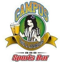 Campus Billiards Craft Beer & Sports Bar