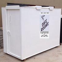OK underground storm shelters & safe rooms