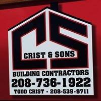 Crist & Sons Contractors