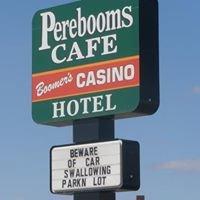 Pereboom's Cafe