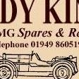 Andy King - Pre 1955 MG Specialist
