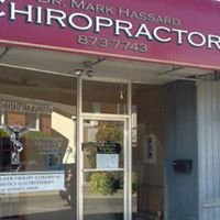 Dr Mark Hassard Chiropractor BSC DC