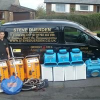 Steve Duerden Specialist cleaning & Fire and Flood Restoration