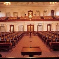 Floor of the Texas House of Representatives