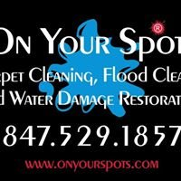 On Your Spots Carpet Cleaning, Flood Cleanup and Water Damage Restoration