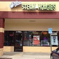 Nini's Steak Hoagies