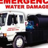 Flood Water Damage Emergency Melbourne