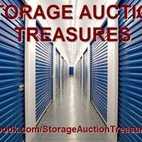 Storage Auction Treasures