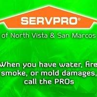 Water Damage Servpro North Vista San Marcos