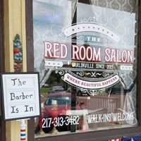 The Red Room Salon