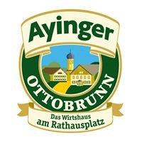 Ayinger Ottobrunn - Das Wirtshaus am Rathausplatz