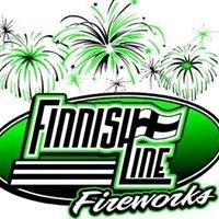 Finnish Line Fireworks