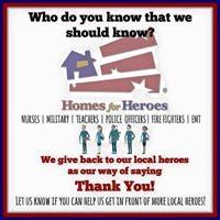 Twin Cities of MN Homes for Heroes