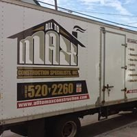 All To Max Construction Specialists, Inc.