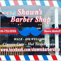 Shawn's Barber Shop