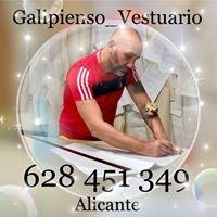 Vestuario Paco Garcia
