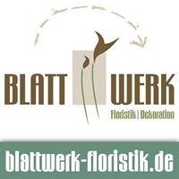 Blattwerk Floristik & Dekoration