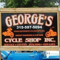 George's Cycle Shop -  Your Rochester Area Harley Davidson Experts