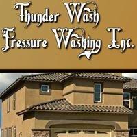 Thunder Wash Pressure Washing Inc.