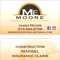 James Moore, Construction Sales Consultant & Insurance Claims Specialist