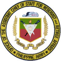 Reservist and Retiree Affairs, OG9, Philippine Army