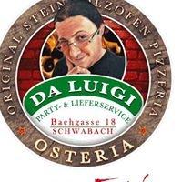 Osteria - Da Luigi - Original Steinholzofen Pizzeria