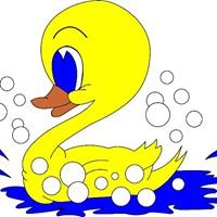 Ducky Wash and Dry Laundry