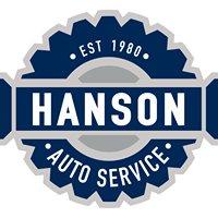 Hanson Auto Service Inc.