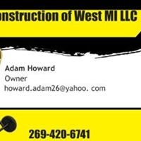 Under Construction of West MI LLC