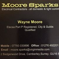 Moore Sparks Electrical Contractors