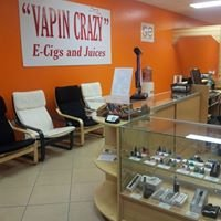 """Vapin Crazy"""" E-Cigs and Juices"""
